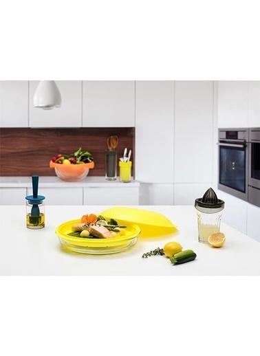 Paşabahçe Mikrodalga Buharlı Pişirici Renkli